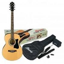 Ibanez VC50NJP-NT Akusztikus gitár szett