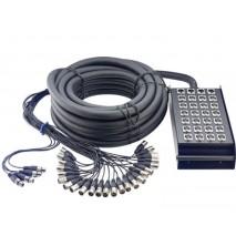 STAGG SBL-15/24X4XH csoport kábel