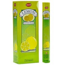 HEM Citrom illatú indiai füstölő /HEM Lemon/