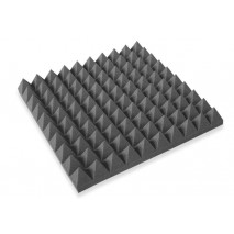 Mega Acoustic PA-PMP-7 50x50x7 Dark Gray akusztikai elem