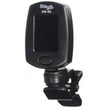 Stagg CTU-C5 BK Kromatikus hangoló
