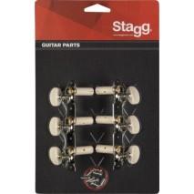Stagg KG352 Klasszikus hangolókulcs készlet