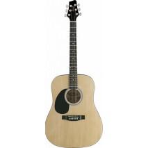 Stagg SW201LH-N Akusztikus gitár