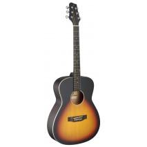 Stagg SA35 DS-VS akusztikus gitár