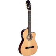 Stagg C546TCE-N elektro-klasszikus gitár