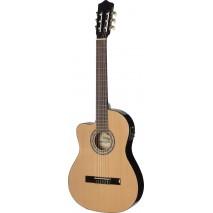 Stagg C546TCE LH-N elektro-klasszikus gitár