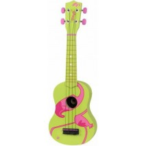 Stagg US-FLAMINGO Szoprán ukulele