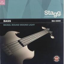 Stagg BA-4000 basszusgitár húr szett