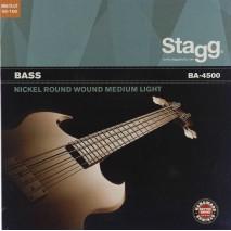 Stagg BA-4500 basszusgitár húr szett