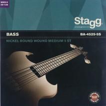 Stagg BA-4525 -5S basszusgitár húr szett