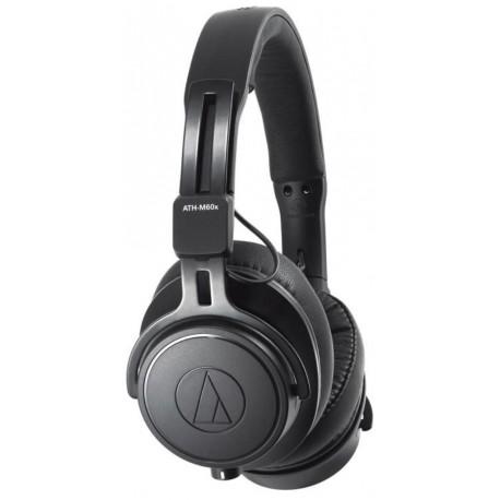 Audio-Technica ATH-M60x fejhallgató - HangszerBarlang 7074ef766e