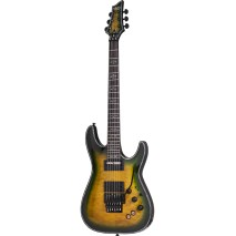 Schecter Hellraiser Passive C-1 FR S DBG Elektromos gitár