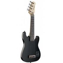Stagg EUK S-BK elektromos ukulele