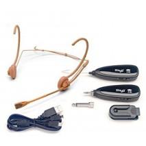 Stagg SUW 10H-BE vezetéknélküli fejmikrofon szett