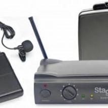 Stagg SUW 50 LL EG EU vezetéknélküli mikrofon rendszer
