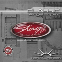 Stagg CL-NT AL klasszikus húrkészlet