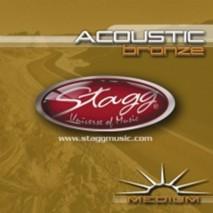 Stagg AC-1356-BR akusztikus húrkészlet