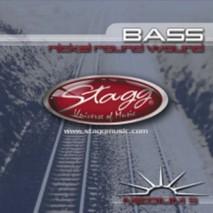 Stagg BA-4525-5S basszusgitár húrkészlet