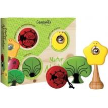 Campanilla percussion szett gyerekeknek S10002