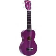 Mahalo MK1P-TPP szoprán ukulele tokkal