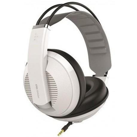 Superlux HD662 EVO WH stúdió fejhallgató - HangszerBarlang d1b53b0a2b