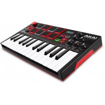 Akai MPK Mini PLAY MIDI mesterbillentyűzet