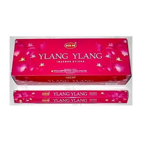 HEM - Ylang Ylang füstölő
