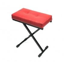 Euromusic E-SZPAD70-RED szintetizátor szék