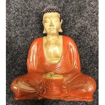 Meditáló buddha szobor