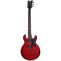 SGR S-1 MRED Elektromos gitár, + tok