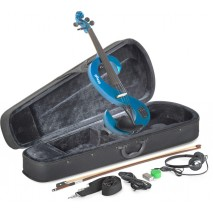 STAGG EVN -4/4 MBL elektromos hegedű