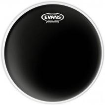 """Evans 18"""" Black Chrome dobbőr"""