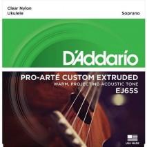 D'Addario EJ65S ukulele húr