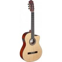 Angel Lopez MEN CE S elektro-klasszikus gitár