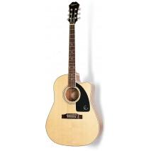 Epiphone AJ-220SCE NA elektroakusztikus gitár