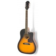 Epiphone AJ-220SCE VS Elektroakusztikus gitár