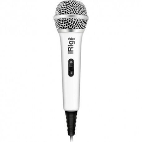 iRig Voice WH karaoke mikrofon iOS & Android telefonokhoz