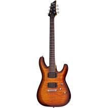 Schecter C-6 PLUS VSB Elektromos gitár
