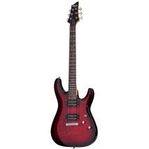 Schecter C-6 PLUS STCB Elektromos gitár