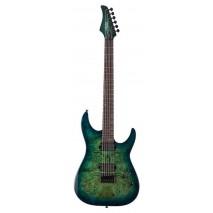 Schecter C-6 PRO AQB elektromos gitár