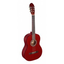 STAGG C440 M RED klasszikus gitár