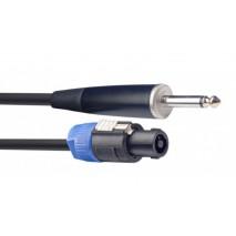 Stagg SSP10SP25 speaker-jack kábel