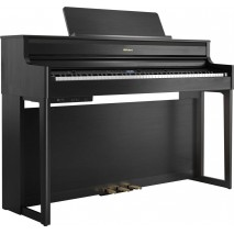 Roland HP 704 Charcoal Black digitális zongora