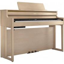 Roland HP 704 Light Oak digitális zongora