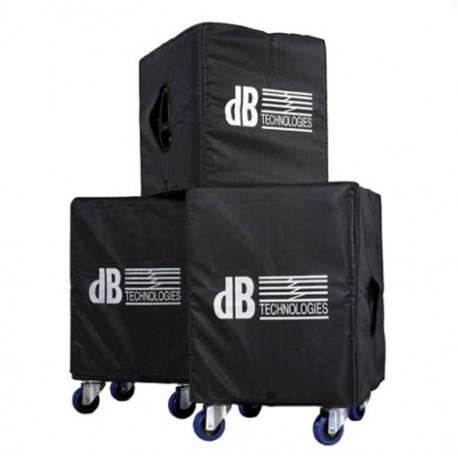 db Technologies TC S12D mélynyomó tok