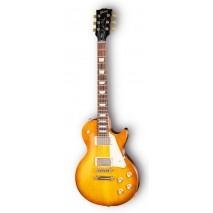 Gibson Les Paul Tribute Satin Honeyburst elektromos gitár