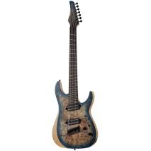 Schecter Reaper-7 Multiscale SKYB elektromos gitár