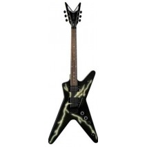 Dean Black Bolt Floyd ML elektromos gitár