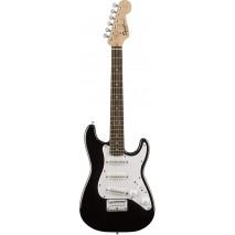 Squier Mini Strat Black elektromos gitár