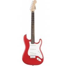 Squier Bullet Stratocaster Hard Tail Fiesta Red elektromos gitár